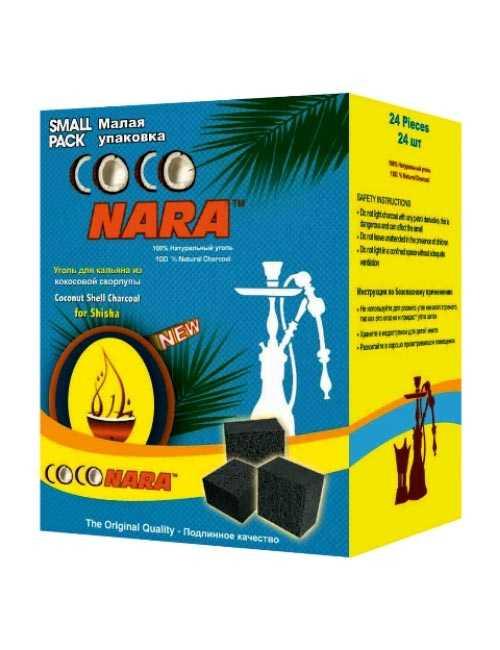 Уголь для кальяна Coco Narа