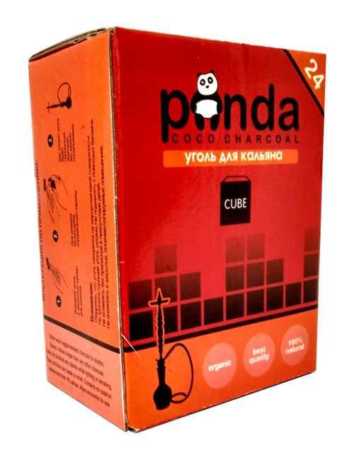 Уголь Panda 24