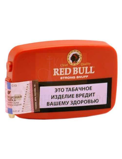 Нюхательный табак Red bull snuff