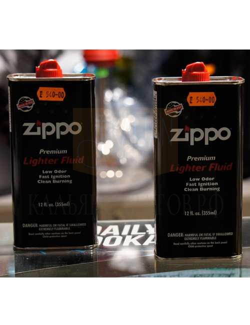 Бензин для зажигалок оригинальный Zippo