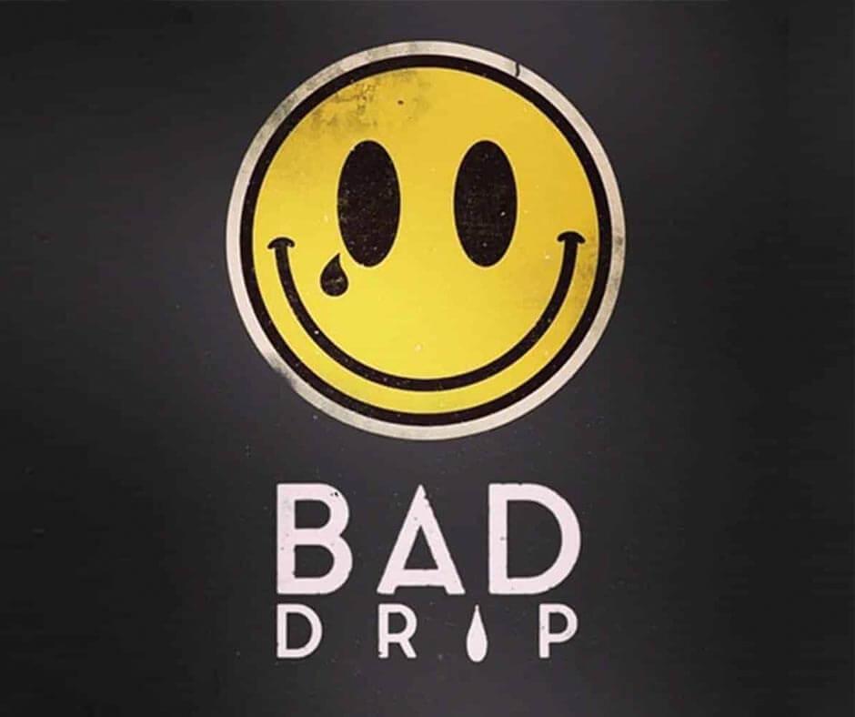 Жидкость для электронных сигарет Bad Drip (клон)