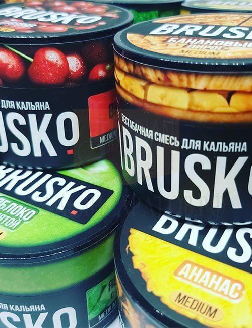 Бестабачная смесь для кальяна Brusko