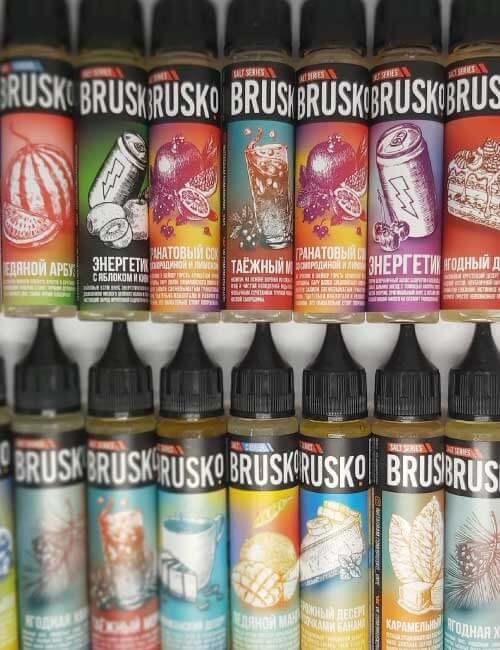 Brusko Salt Купить в Саратове