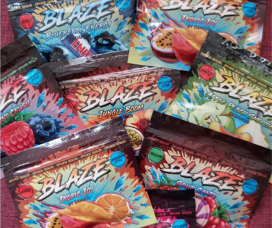 Табак для кальяна Blaze