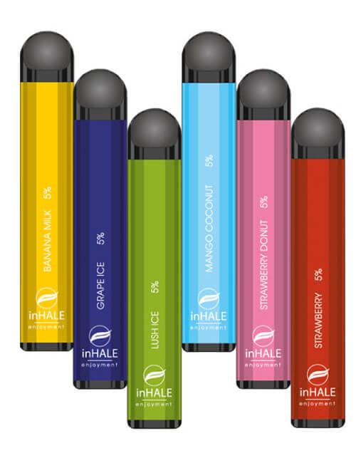 Одноразовая сигарета InHalle M 550 затяжек купить в Саратове