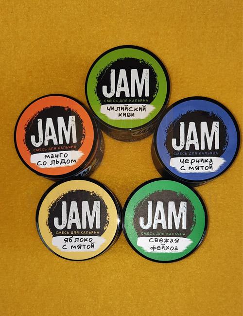 Табак для кальяна Jam купить в Саратове