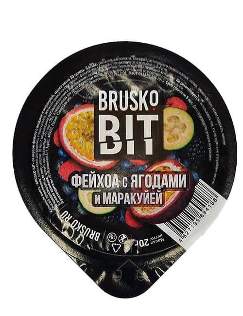 Беcтабачная кальянная смесь Brusko Bit Купить в Саратове