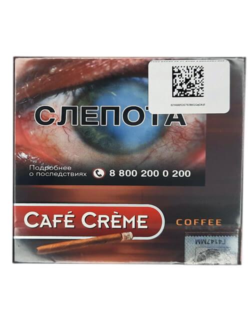 Купить СИГАРИЛЛЫ CAFE CREME COFFEE в Саратове