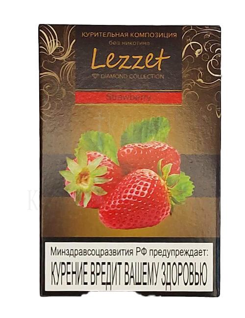 Бестабачная смесь для кальяна Lezzet купить в Саратове